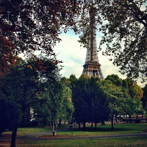Eiffel Tower by LACuellar
