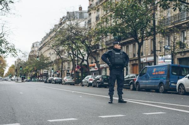 Paris Attacks Nov. 13 2015